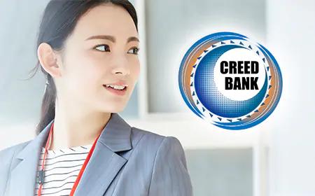 CREED BANK様
